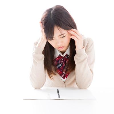 高校の実力テストで点数が取れないと大学入試本番で失敗!?