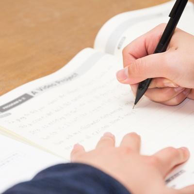 実力テストは高校入試の過去問を参考にして作られています